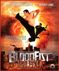locandina del film BLOODFIST 2050