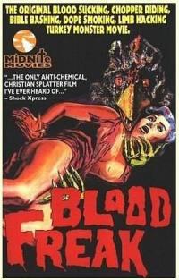locandina del film BLOOD FREAK