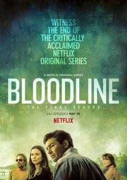 locandina del film BLOODLINE - STAGIONE 3