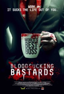 locandina del film BLOODSUCKING BASTARDS