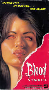 locandina del film BLOOD SYMBOL