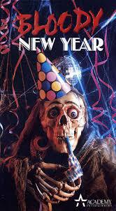 locandina del film BLOODY NEW YEAR