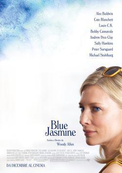 locandina del film BLUE JASMINE