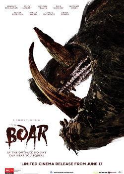 locandina del film BOAR