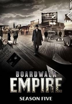 locandina del film BOARDWALK EMPIRE - STAGIONE 5