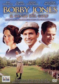locandina del film BOBBY JONES - IL GENIO DEL GOLF