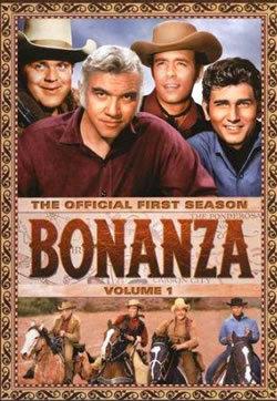 locandina del film BONANZA - STAGIONE 1