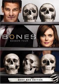 locandina del film BONES - STAGIONE 4