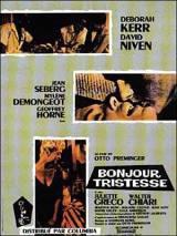 locandina del film BONJOUR TRISTESSE!
