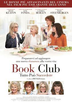 BOOK CLUB - TUTTO PUO' SUCCEDERE