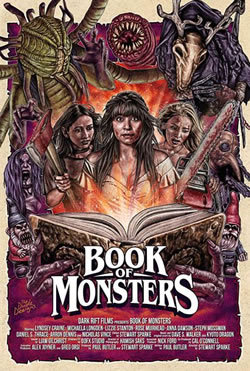 locandina del film BOOK OF MONSTERS