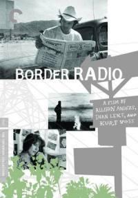 locandina del film BORDER RADIO