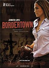 locandina del film BORDERTOWN