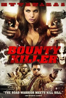 locandina del film BOUNTY KILLER