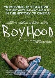 locandina del film BOYHOOD