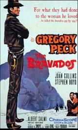 locandina del film BRAVADOS