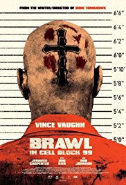 locandina del film BRAWL IN CELL BLOCK 99