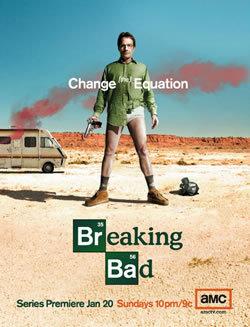 locandina del film BREAKING BAD - REAZIONI COLLATERALI - STAGIONE 1