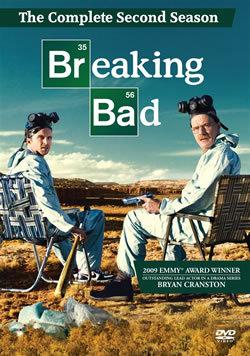 locandina del film BREAKING BAD - REAZIONI COLLATERALI - STAGIONE 2