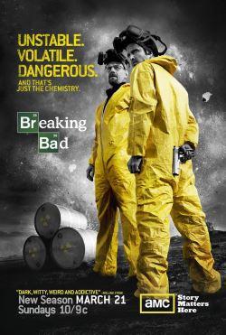locandina del film BREAKING BAD - REAZIONI COLLATERALI - STAGIONE 3