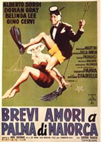 locandina del film BREVI AMORI A PALMA DI MAJORCA