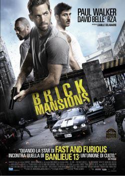 locandina del film BRICK MANSIONS