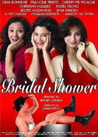 locandina del film BRIDAL SHOWER