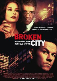 locandina del film BROKEN CITY