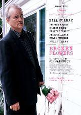locandina del film BROKEN FLOWERS