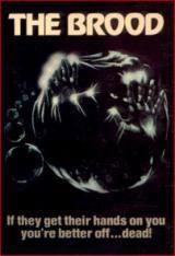 locandina del film BROOD - LA COVATA MALEFICA