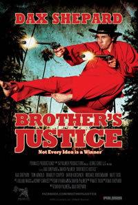 locandina del film BROTHER'S JUSTICE