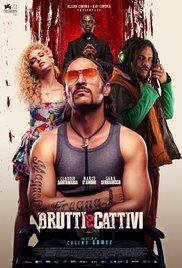 locandina del film BRUTTI E CATTIVI