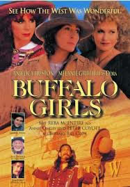 locandina del film BUFFALO GIRLS