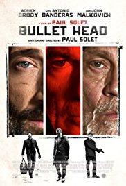 locandina del film BULLET HEAD