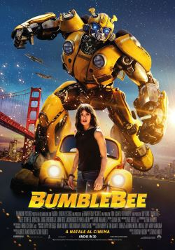 locandina del film BUMBLEBEE