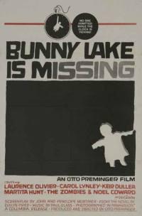 locandina del film BUNNY LAKE E' SCOMPARSA