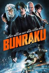 locandina del film BUNRAKU