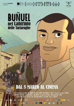 locandina del film BUNUEL - NEL LABIRINTO DELLE TARTARUGHE