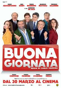 locandina del film BUONA GIORNATA