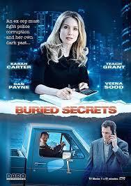 locandina del film BURIED SECRETS - IL ROMANZO DEI MISTERI