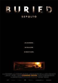 locandina del film BURIED - SEPOLTO