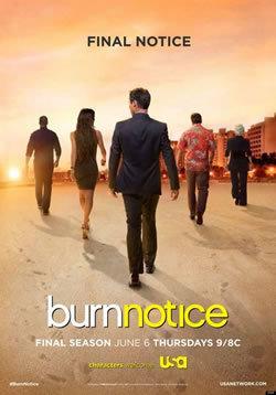locandina del film BURN NOTICE - STAGIONE 7