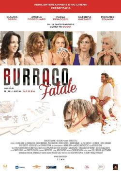 locandina del film BURRACO FATALE