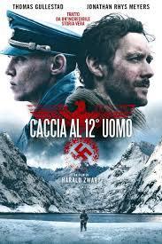 locandina del film CACCIA AL 12° UOMO