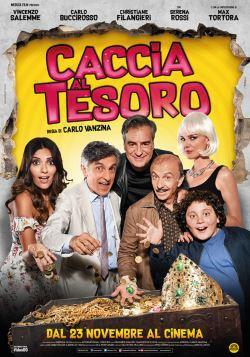 locandina del film CACCIA AL TESORO