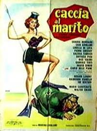 locandina del film CACCIA AL MARITO