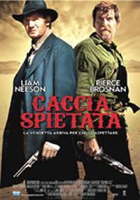 locandina del film CACCIA SPIETATA