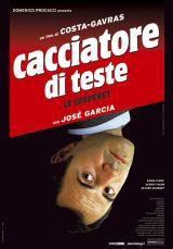 locandina del film CACCIATORE DI TESTE