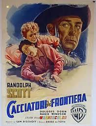 Cacciatori Di Frontiera (1954)