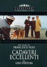 locandina del film CADAVERI ECCELLENTI
